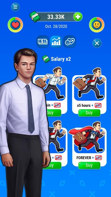 Wall Street Business Clicker screenshot-5
