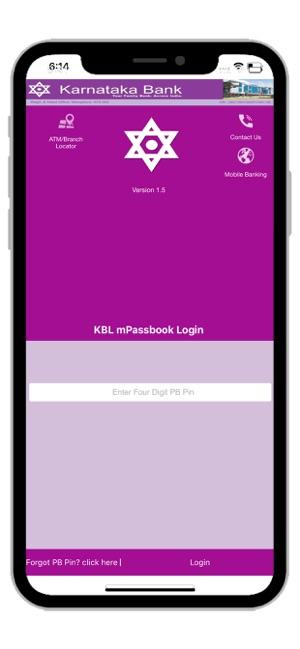 KBL mPassbook on the App Store