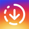 App Icon for Story Saver ∞ App in United States IOS App Store