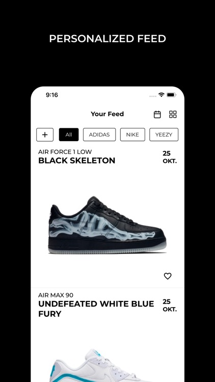 HXPE - Sneaker Alerts screenshot-0