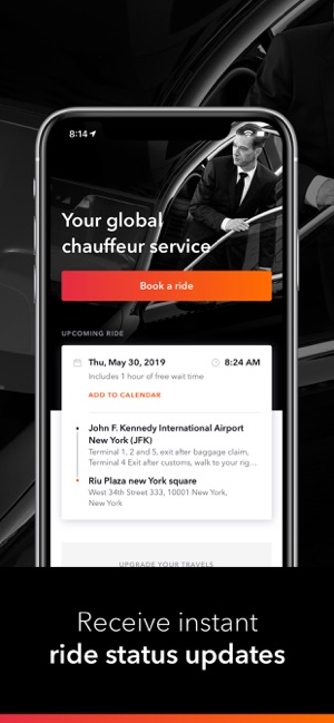 Blacklane - Airport Transfers on the App Store