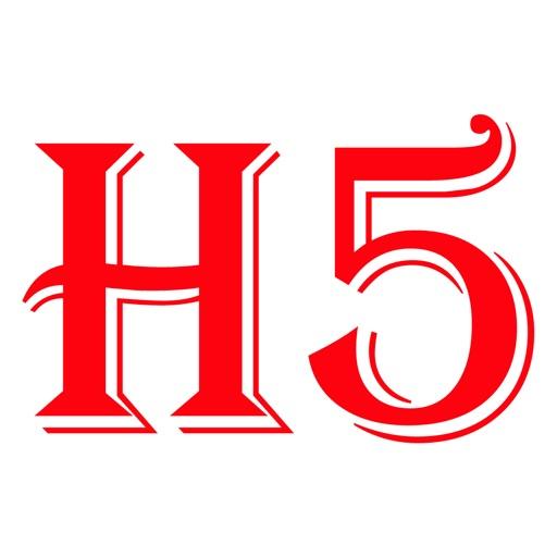H5 Smart Digital Signage