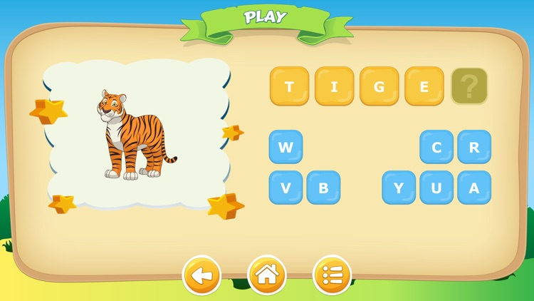 Animal Games for 3 4 year olds screenshot-5