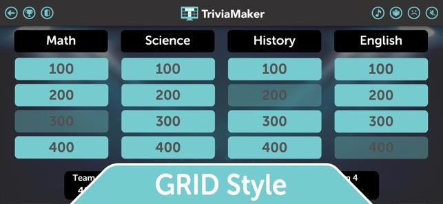 Trivia Maker - Quiz Creator on the App Store