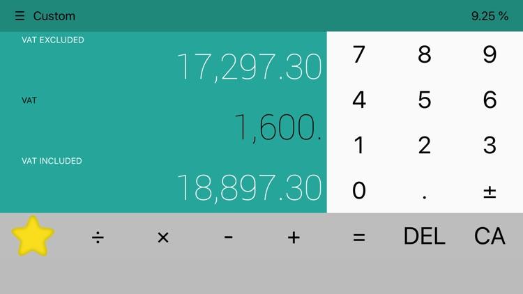 VAT_Calculator screenshot-8