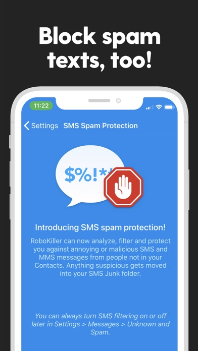 RoboKiller: Block Spam Calls app image