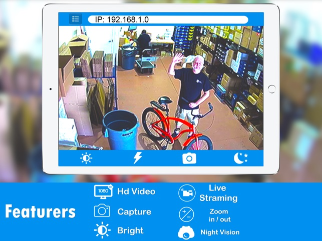 IP Webcam Home Security Camera on the App Store