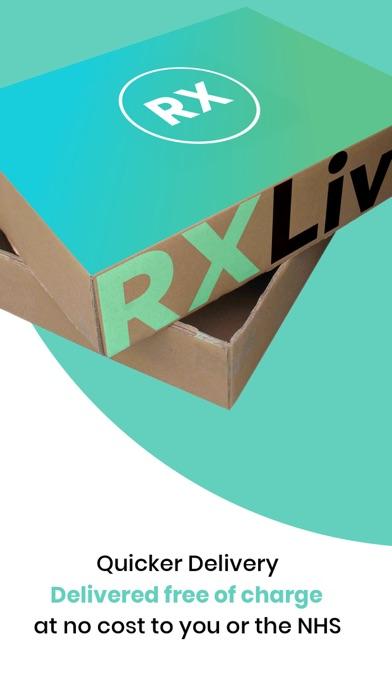RXLive - NHS prescriptions screenshot four