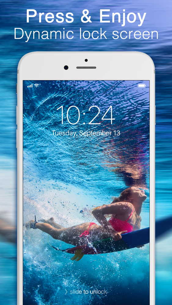 Live 4k Hd Wallpapers App For Iphone Free Download Live