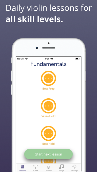 Trala: Learn Violin - App - iPod, iPhone, iPad, and iTunes