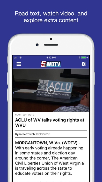 WDTV 5 News by Gray Television Group, Inc