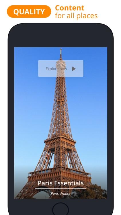 Escapad - travel made easy screenshot-3