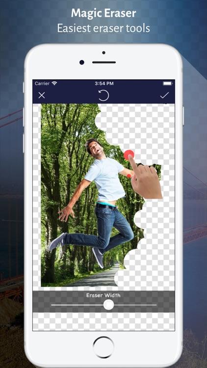 Background Eraser - Photo Cut