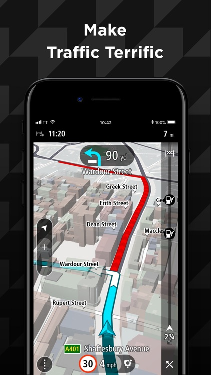 TomTom GO Navigation screenshot-3