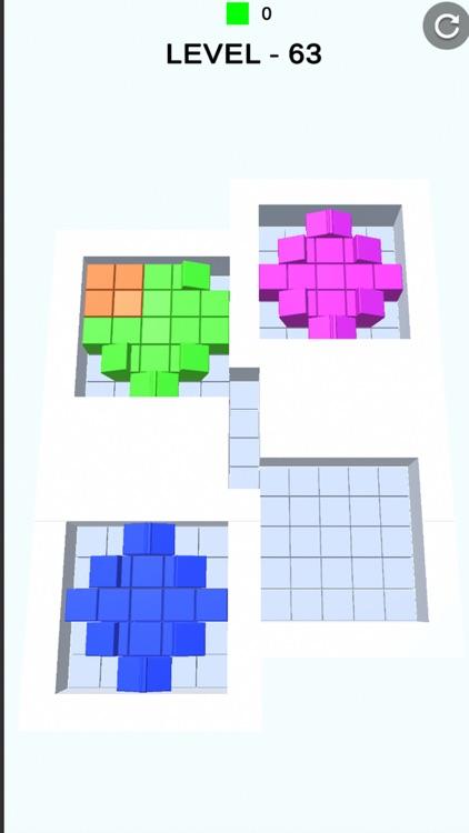 fill cubes : color road fill screenshot-7