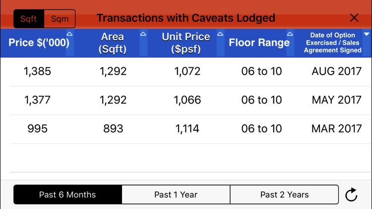 Property Market Information screenshot-4