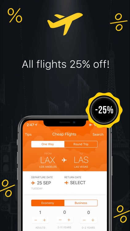 Cheapest Flights & Best Deals screenshot-4