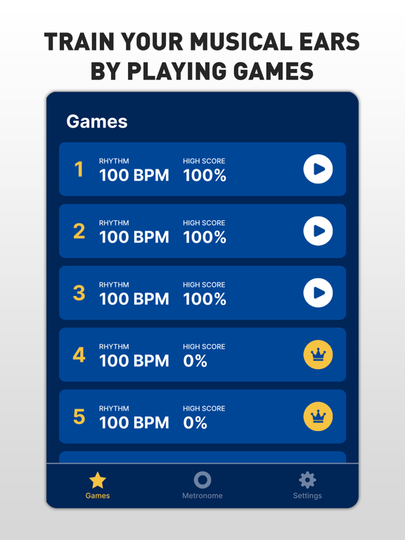 Metronome Max: Beat & Tempo screenshot 10