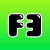 F3 SIA - F3 - Stel Anonieme Vragen kunstwerk