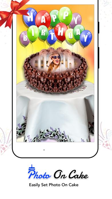 Name Photo On Birthday Cake- screenshot four