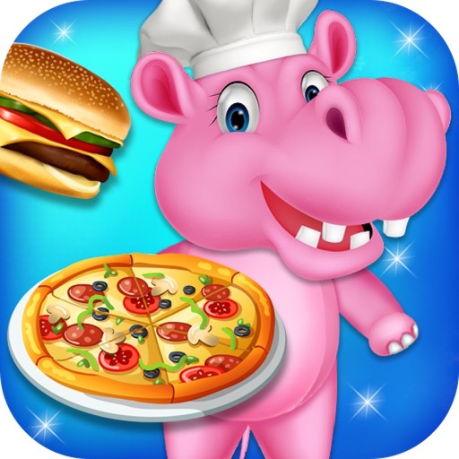 Little HIPPO - Cooking Chef icon