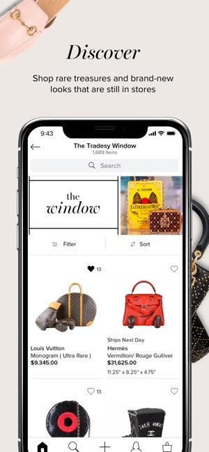 2affb7170f0 Tradesy on the App Store