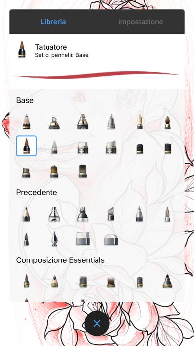 Screenshot of Autodesk SketchBook2