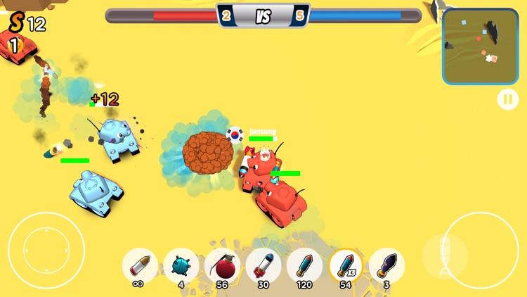 Minimi War screenshot-3