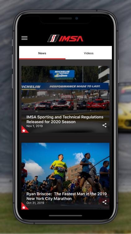 IMSA screenshot-1