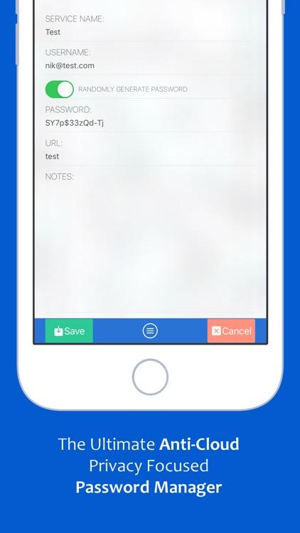 PassVult: Password Manager screenshot-3