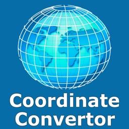 Coordinate Convertor Pro HD
