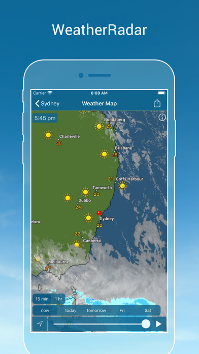 Weather & Radar Pro på PC