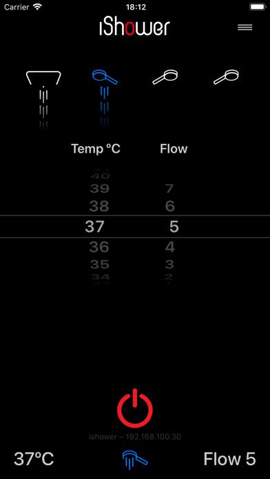 iShower X screenshot 5