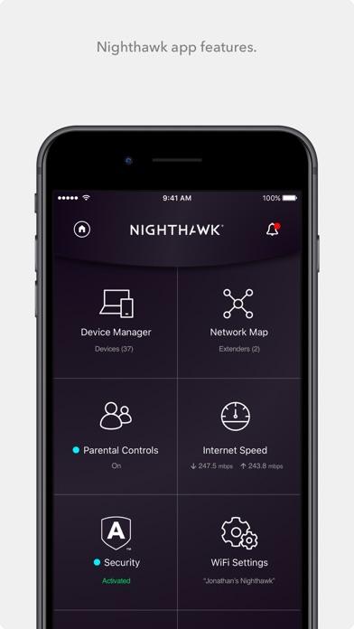 NETGEAR Nighthawk - WiFi Appのおすすめ画像2
