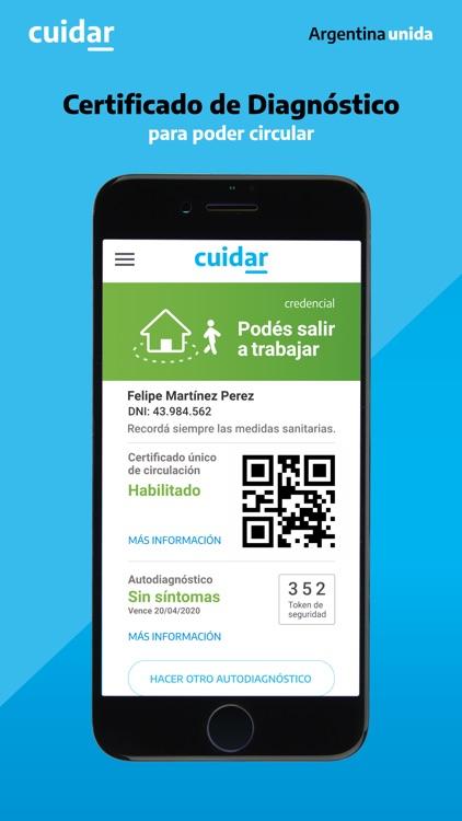 CUIDAR COVID-19 ARGENTINA screenshot-3