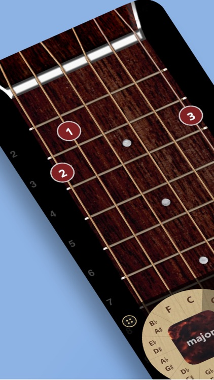 ChordBank  -  Guitar Chord App screenshot-0