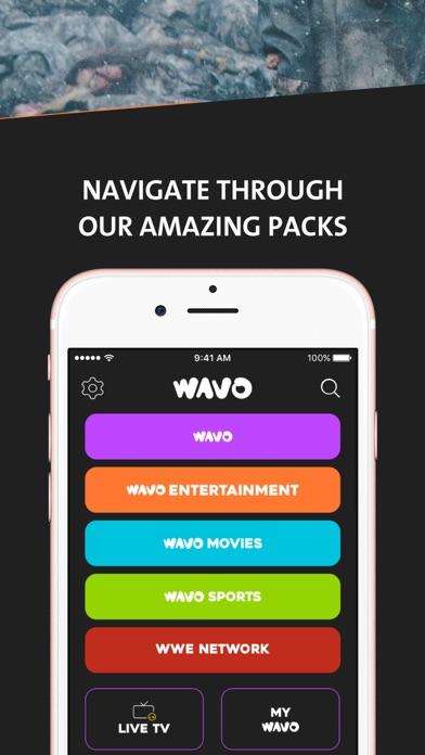 WAVO Screenshot