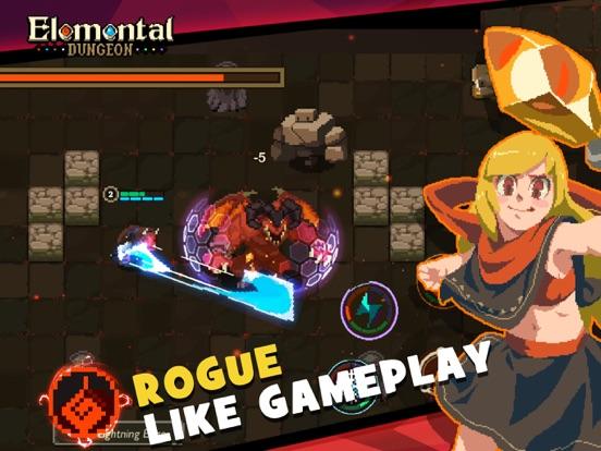 Elemental Dungeon Online на iPad