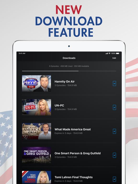 Fox Nation: Celebrate America screenshot 8