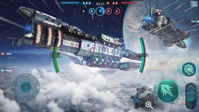 Space Armada: Galaxy Wars screenshot 4