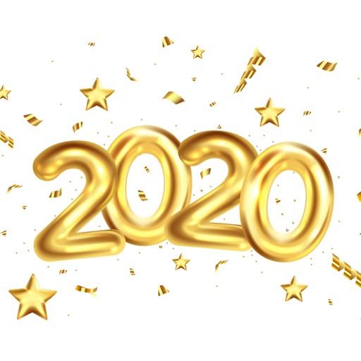 New Year Photo Greetings 2020
