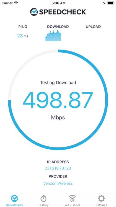 Download Speedcheck Internet Speed Test for Pc