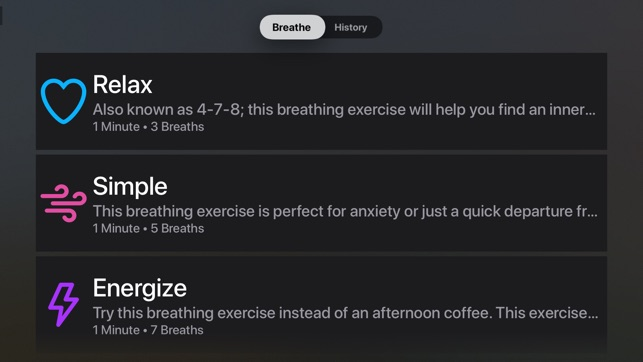Pine Deep Breathing on the App Store