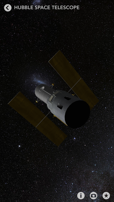SkyView® Satellite Guide Screenshots