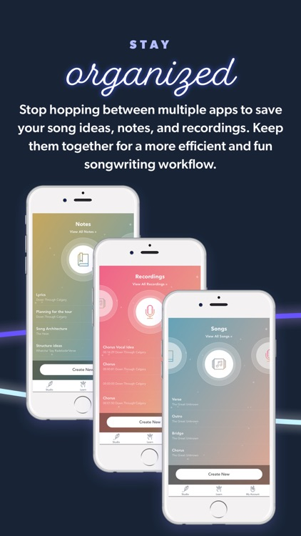 Song: Chord Resolution App screenshot-2