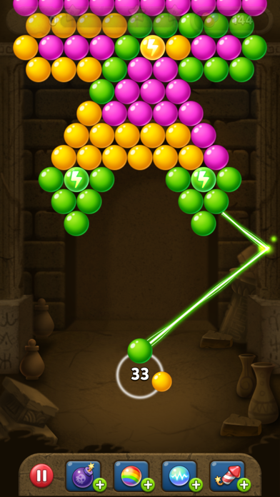 Bubble Pop Origin! Puzzle Game screenshot 3