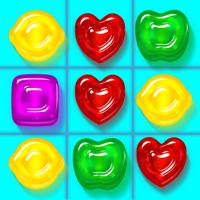 Gummy Drop! - Matche & Erbaue