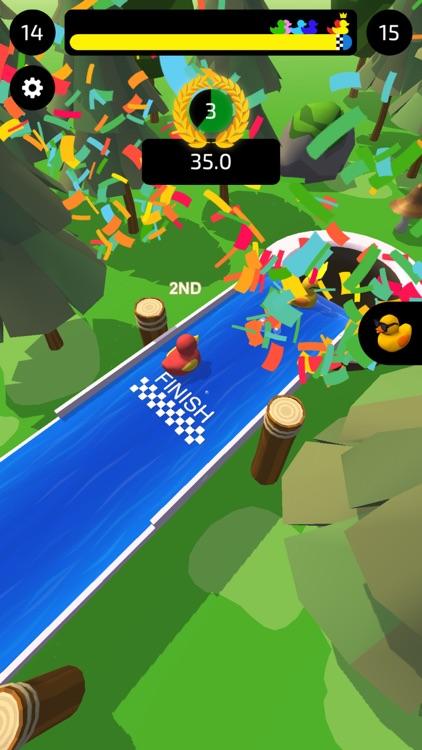 Duck Racing screenshot-3