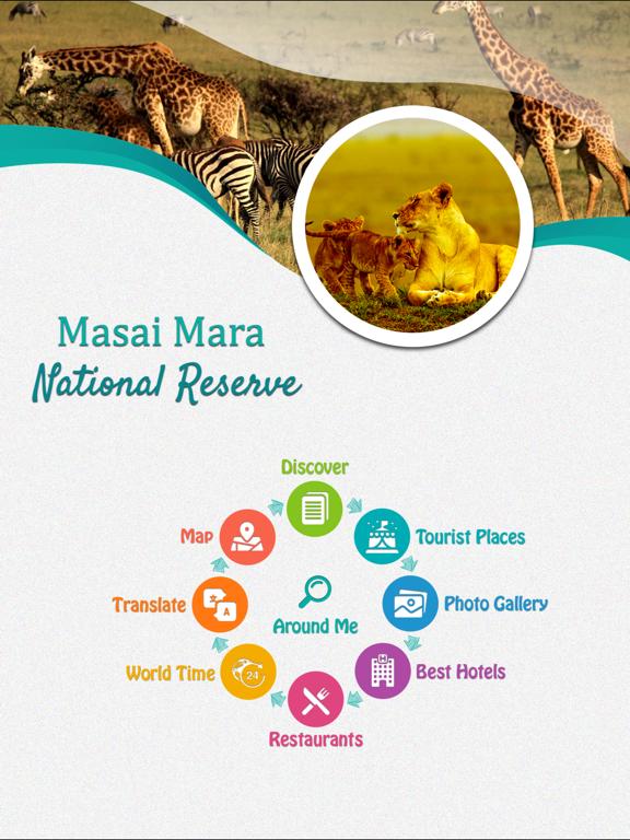 Masai Mara National Reserve screenshot 7