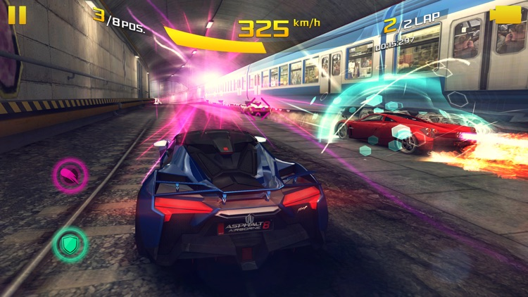 Asphalt 8 - Drift Racing Game screenshot-2